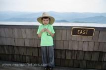 East!