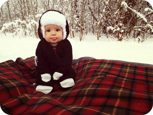 zimski savjeti za bebe
