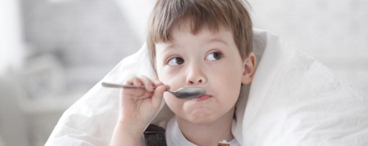 kasalj kod djece sirup za iskasljavanje