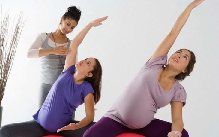 pilates u trudnoci