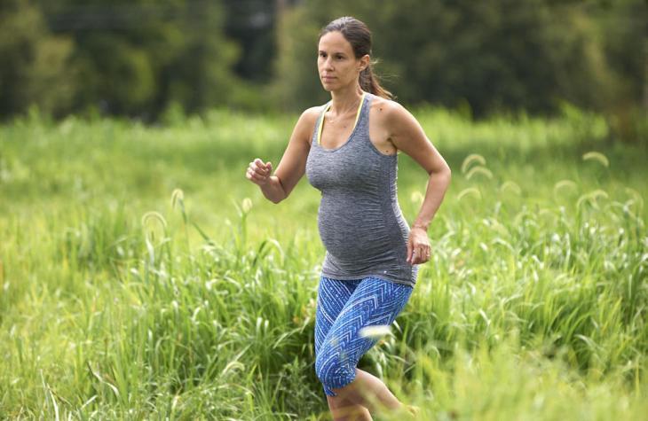 trudnoca trcanje