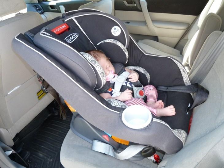 autosjedalica za novorodjence