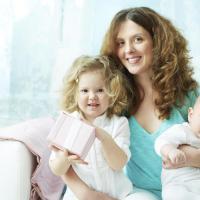 majka djeca slicnost