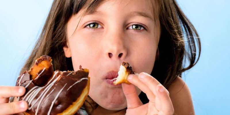 djeca i slatkisi