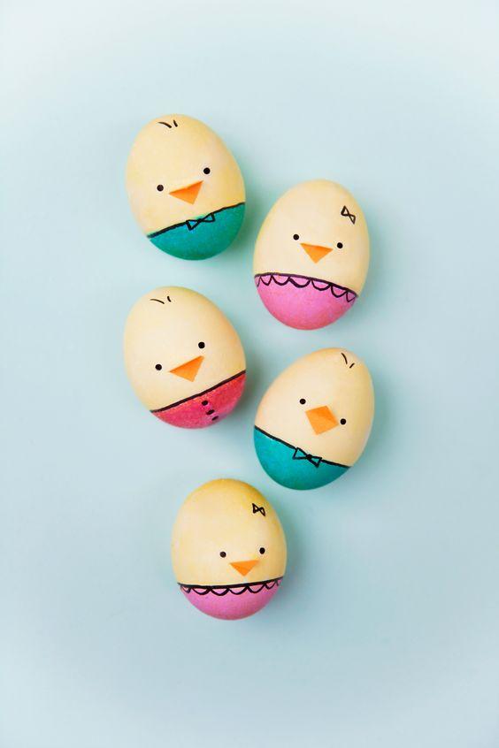 kako ukrasiti jaja za uskrs