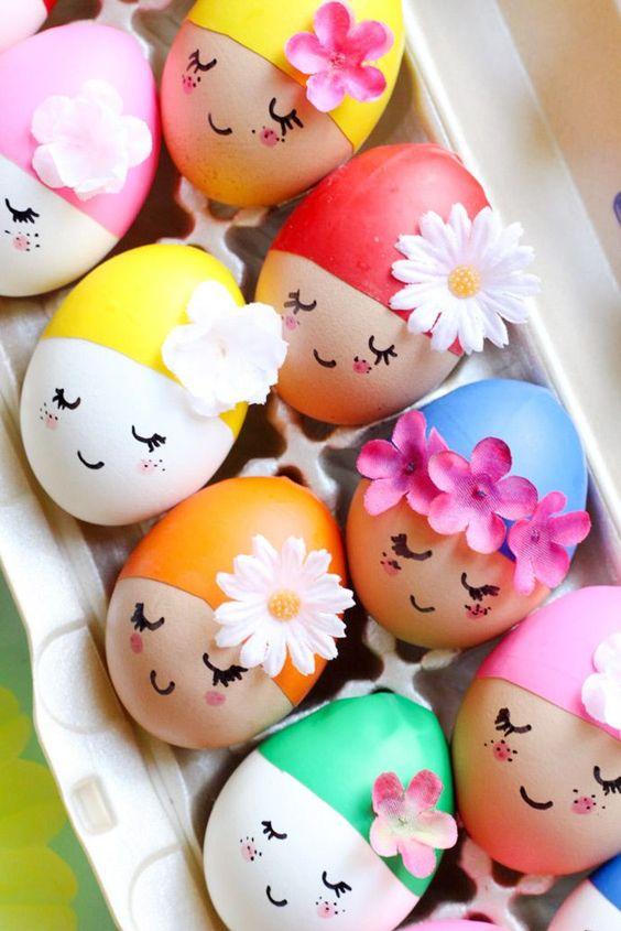 vaskrsnja jaja ukrasavanje