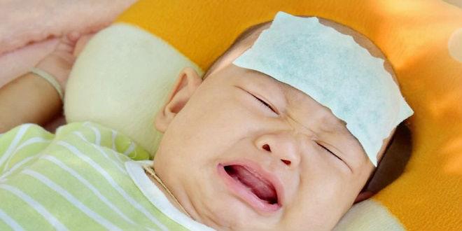 hladna obloga beba
