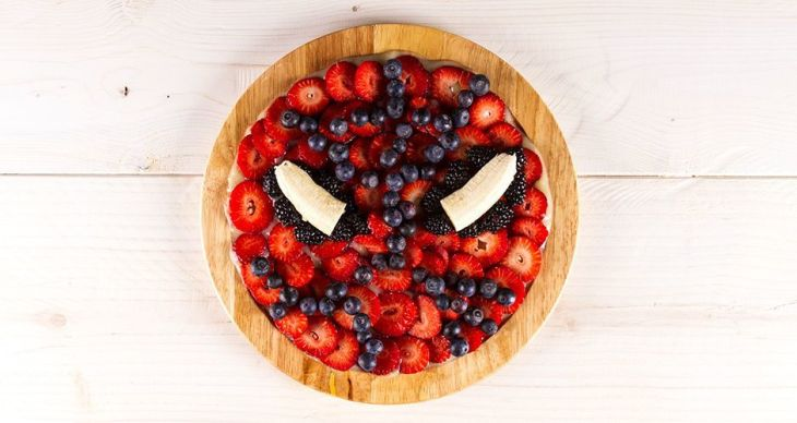 spajdermen voće
