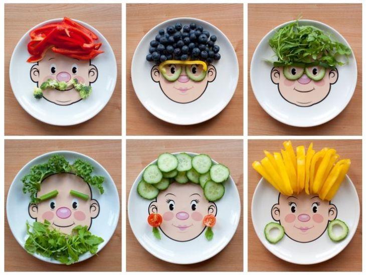 zabavna hrana za djecu