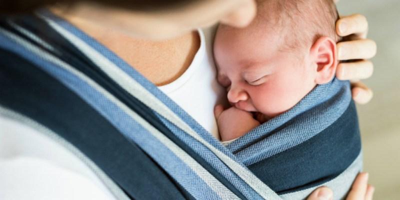 5 tajni uspješnog nošenja bebe u marami