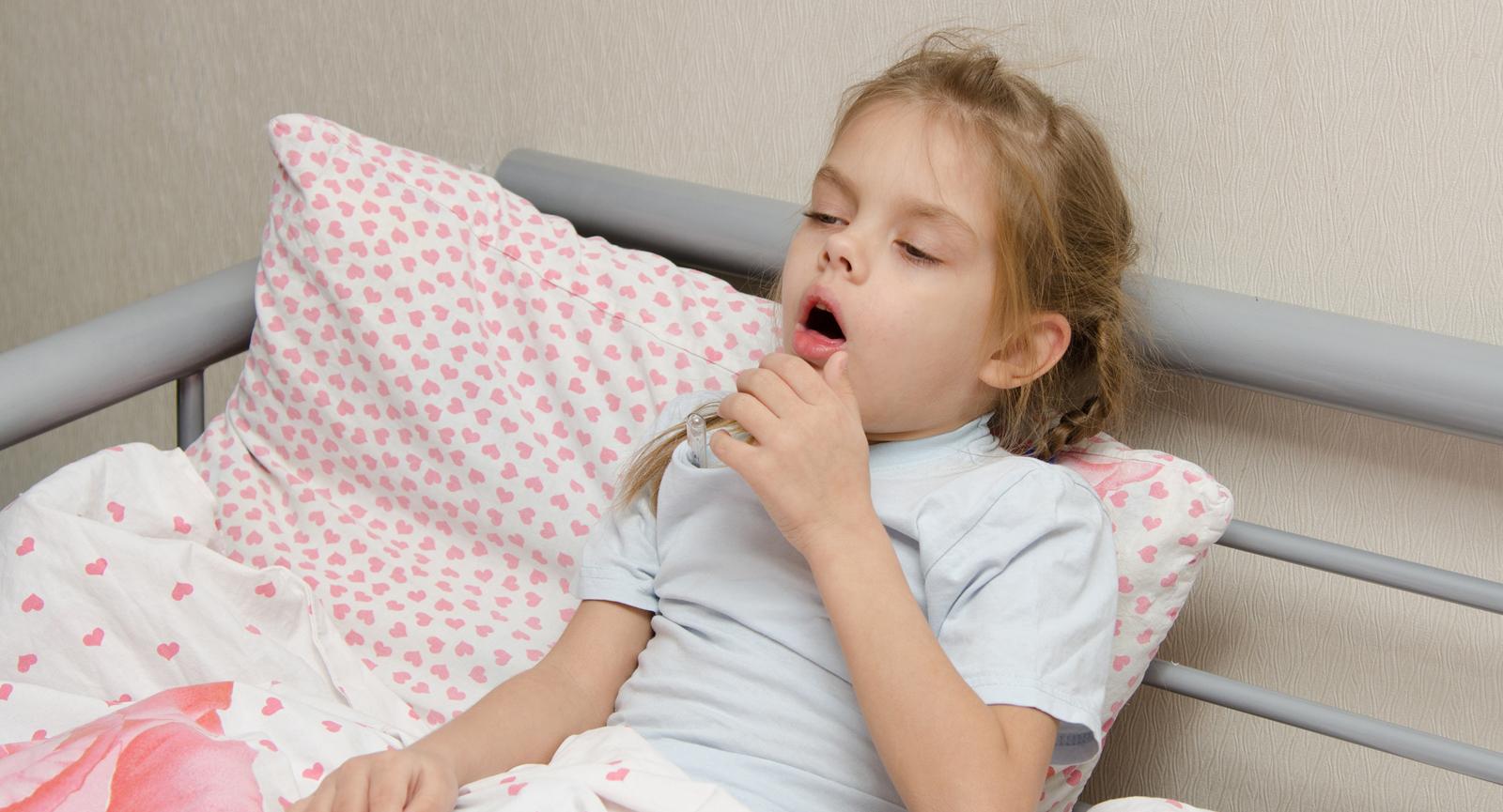 Kako smiriti uporni kašalj kod djece