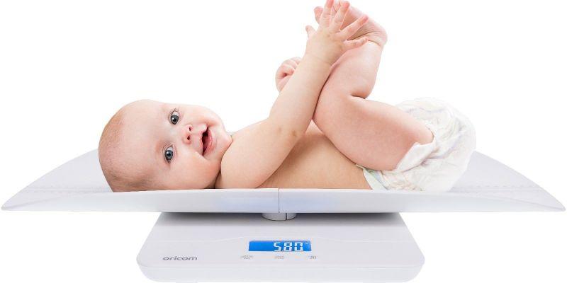 Koliko grama beba treba da dobije iz mjeseca u mjesec