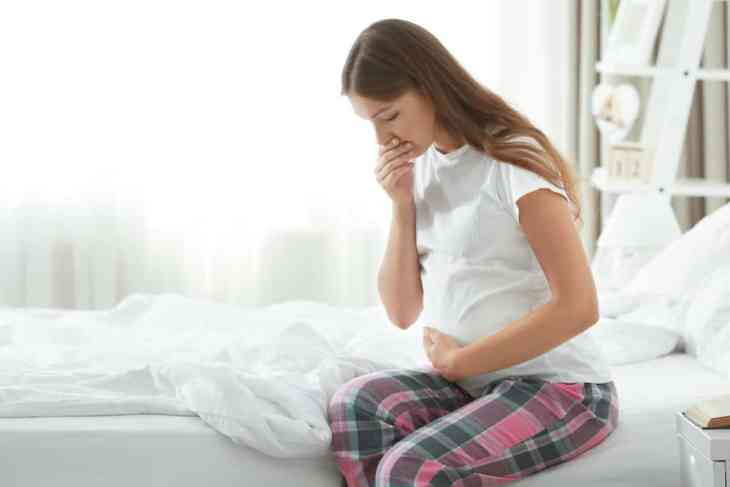 Jutarnje mučnine u trudnoći