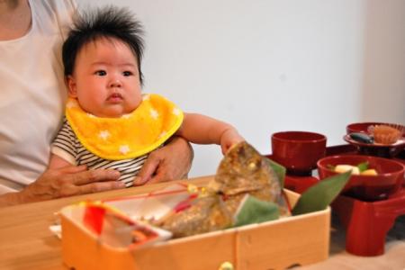 赤ちゃん外食