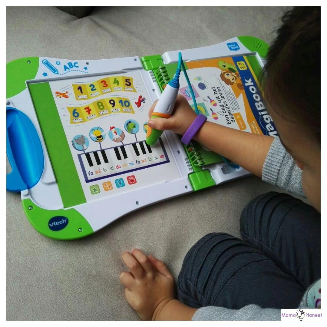 Review | MagiBook Vtech + 5 leukste kerstcadeau ideeën