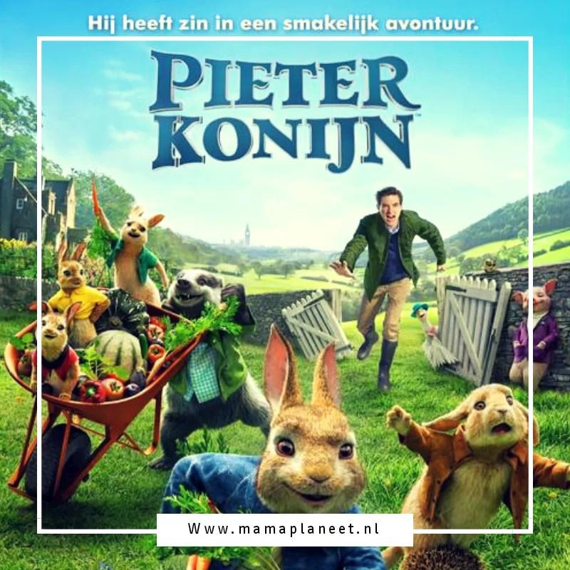 WIN 4 vrijkaarten voor Pieter Konijn + extra