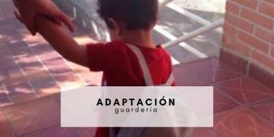 adaptación a la guardería
