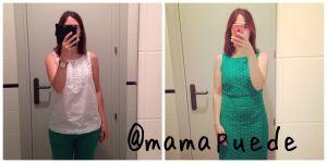 A mi me gusta mucho el verde para vestir.