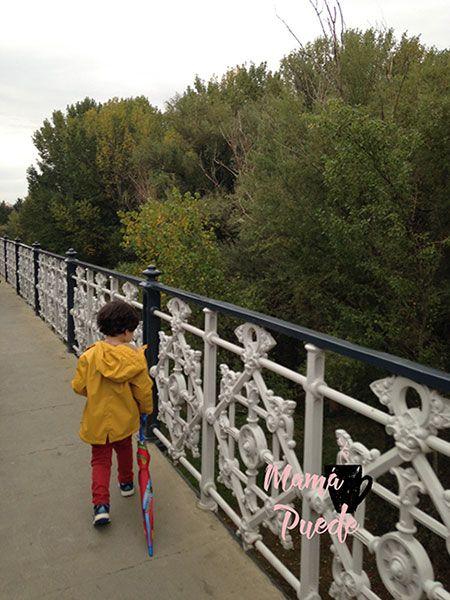Paseo por Logroño con niños