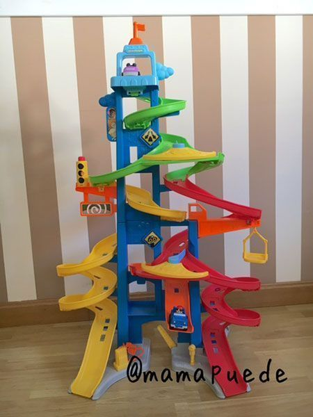 super circuito de fisher price