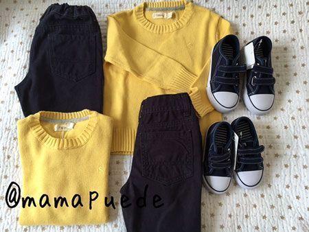 ropa de primavera para niños