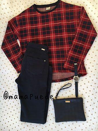 ropa de otoño cómoda