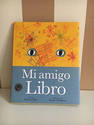 mi amigo Libro