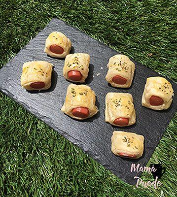 saladtos de salchichas