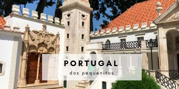 Portugal dos pequenitos con niños en Coimbra