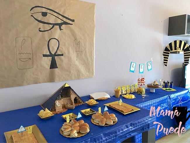 fiesta de egipto
