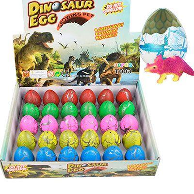 huevos dinosaurios
