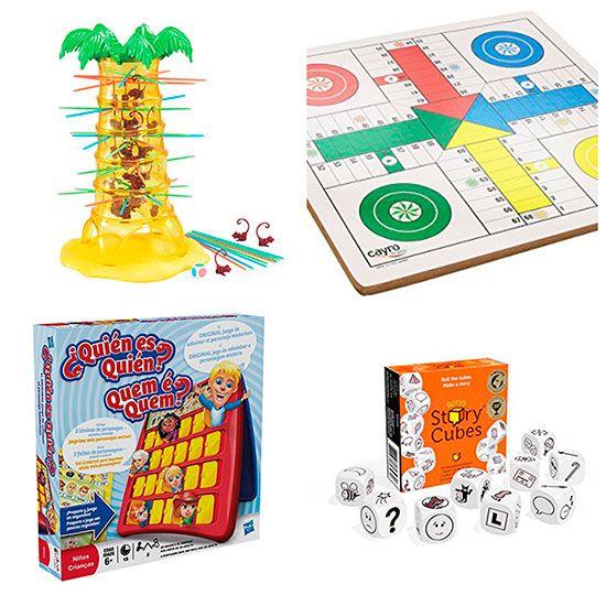 juegos de mesa para los días de lluvia