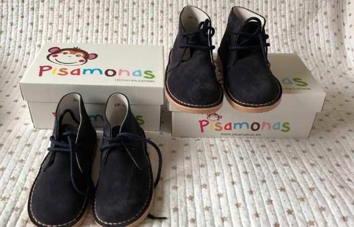 calzado infantil de invierno de Pisamonas