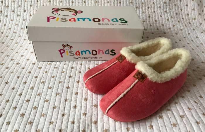 zapatillas de estar en casa de pisamonas