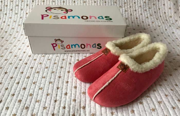 zapatillas de estar en casa de pisamonas
