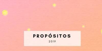 propósitos 2019