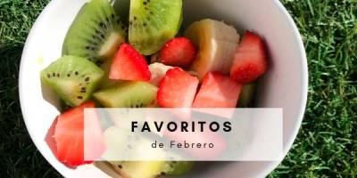 favoritos del mes de febrero