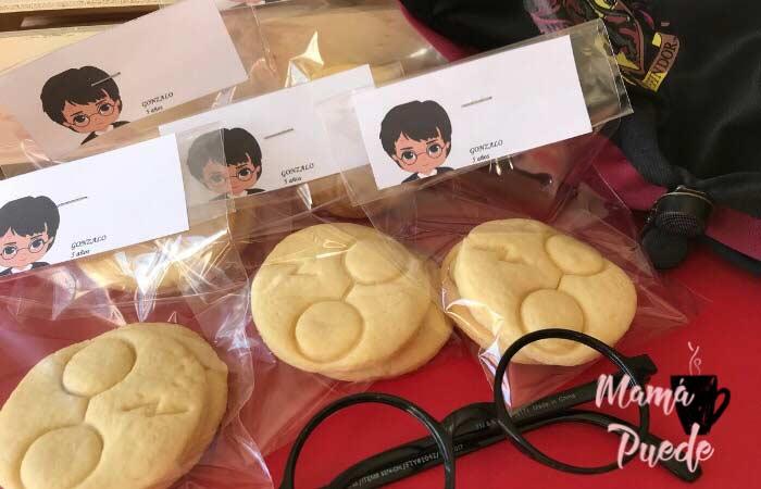 galletas para llevar al cole