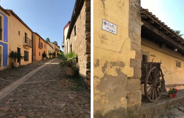 pueblo restaurado embalse gabriel y galan