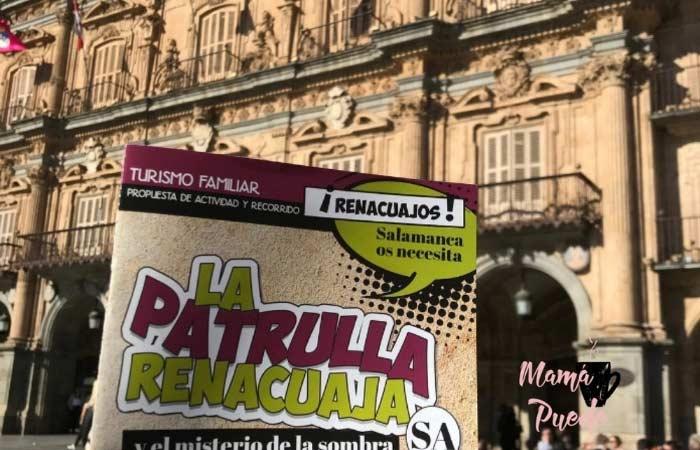 Turismo familiar en Salamanca