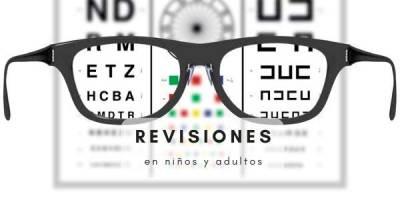 revisiones de la vista
