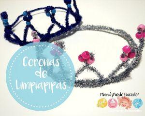 Coronas de Limpiapipas