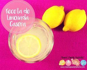 Limonada Casera – Receta
