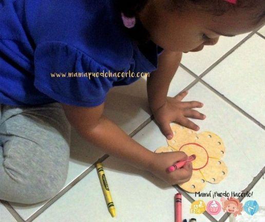 Tarjetas de Bordar para Niños