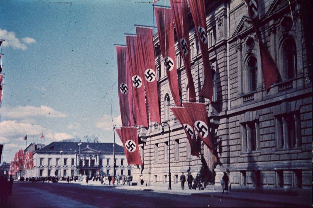 Scrum contra el nazismo