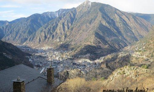 Fin de semana en Andorra y visita a la Seu d'Urgell