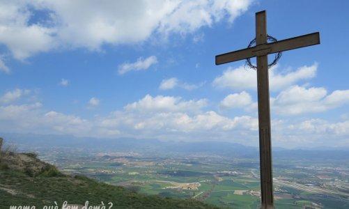 El Bosc Encantat y la Creu de Gurb