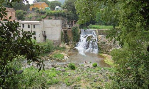 La ruta del Boscarró de Sant Joan les Fonts