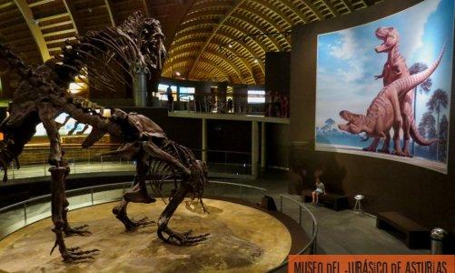 Tras los pasos de los dinosaurios en Asturias (MUJA)