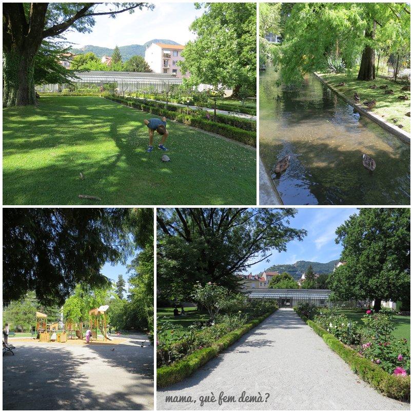 Jardin de les Plantes de Grenoble
